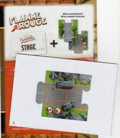 Flamme Rouge: Brettspiel Adventskalender 2017 Promo