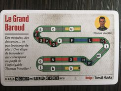 Flamme Rouge: Le Grand Baroud