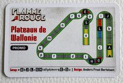 Flamme Rouge: Plateaux de Wallonie