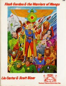 Flash Gordon & the Warriors of Mongo