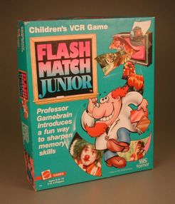 Flash Match VCR Jr.