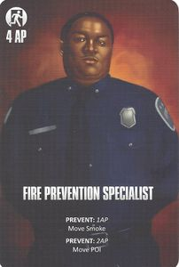 Flash Point: Fire Rescue – Fire Prevention Specialist
