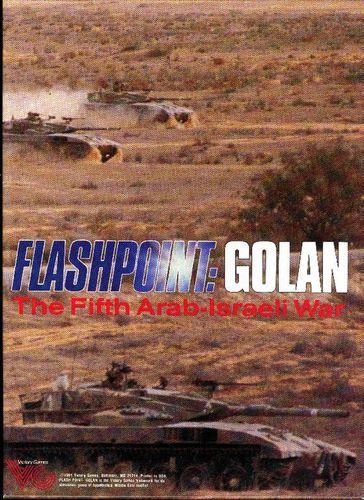 Flashpoint: Golan