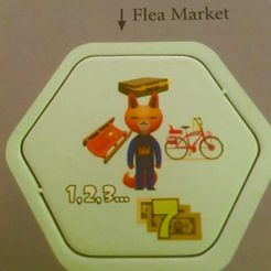 Flea Market: Three for the Road