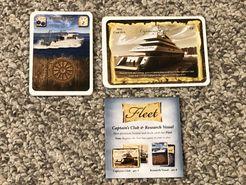 Fleet: Captain's Club & Research Vessel