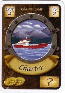 Fleet: Charter Boat Cards