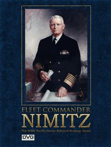 Fleet Commander: Nimitz – The WWII Pacific Ocean Solitaire Strategy Game