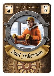 Fleet: Inuit Fisherman