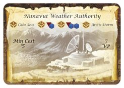 Fleet: Nunavut Weather Authority