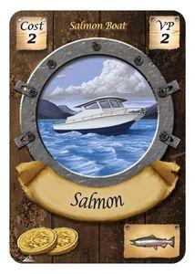 Fleet: Salmon License