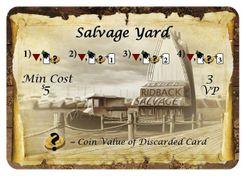 Fleet: Salvage Yard Licenses