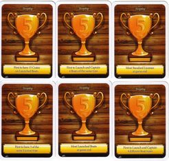 Fleet: Trophy Cards