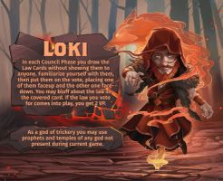 Flick of Faith: Loki God Promo
