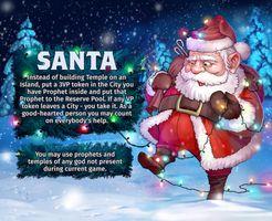 Flick of Faith: Santa God Promo