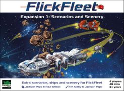 FlickFleet Expansion 1: Scenarios and Scenery