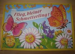 Flieg, kleiner Schmetterling!
