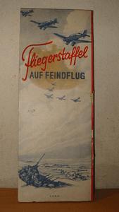Fliegerstaffel auf Feindflug