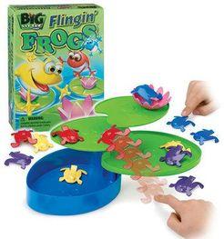 Flingin' Frogs