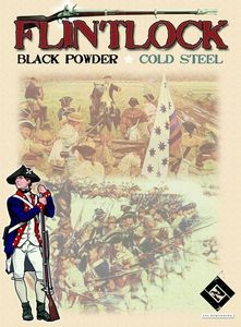 Flintlock: Black Powder, Cold Steel -  Volume I: Carolina Rebels