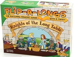 Flip-a-Longs: Knights of the Long Table