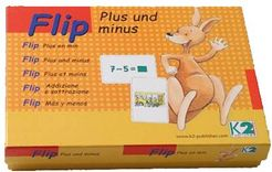 Flip: Plus und Minus
