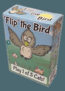 'FLIP' the Bird & Cat Game