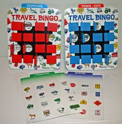 Flip to Win Travel Bingo