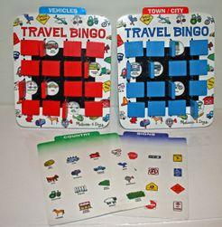 Flip to Win Travel Bingo