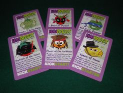 Flippin' Fruit:  Bonus Fruit Basket Cards