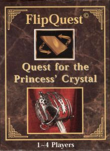 FlipQuest: Quest for the Princess' Crystal