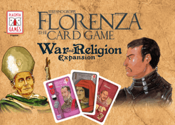 Florenza: The Card Game –  War and Religion Expansion
