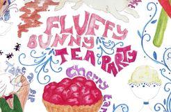 Fluffy Bunny Tea Party