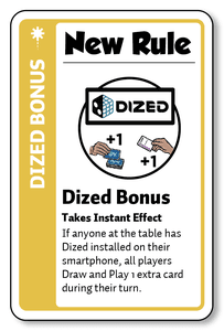 Fluxx: Dized Bonus
