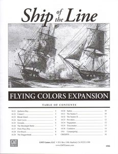 Flying Colors: Ship of the Line