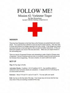Follow Me!: Mission #2 – Verletzer Tieger