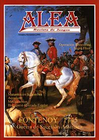Fontenoy 1745: Guerra de Sucesion Austriaca