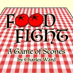 FOOD FIGHT: A Game of Scones