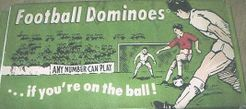 Football dominoes