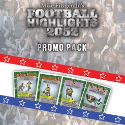 Football Highlights 2052: 15-Card Promo pack