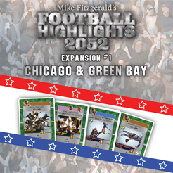 Football Highlights 2052: Expansion #1 – Chicago & Green Bay