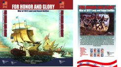 For Honor and Glory: War of 1812 Land and Naval Battles