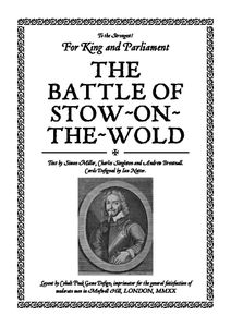 For King and Parliament: The Battle of Stow-on-the-Wold