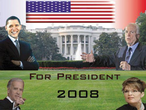 For President 2008