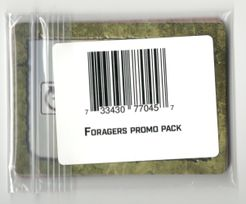 Foragers: Worker Placement Expansion