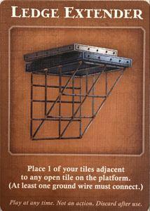Forbidden Sky: Ledge Extender Promo Card