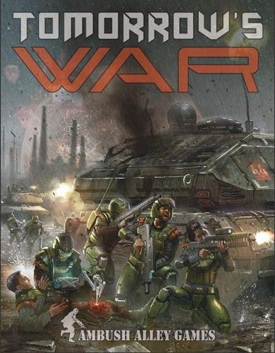 Force on Force: Tomorrow's War (first edition)