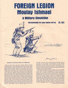 Foreign Legion: Moulay Ishmael