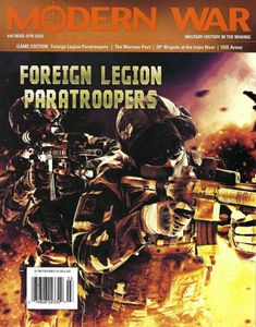 Foreign Legion Paratroopers: Rapid Response Force