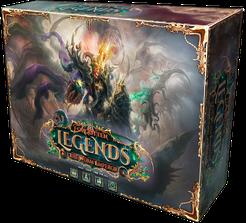 Forgotten Legends: The Worm Emperor
