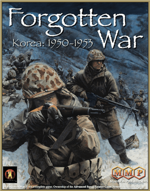 Forgotten War: Korea 1950-1953 – ASL Module 15